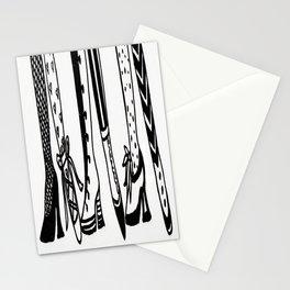 Shoe Fetish Stationery Cards