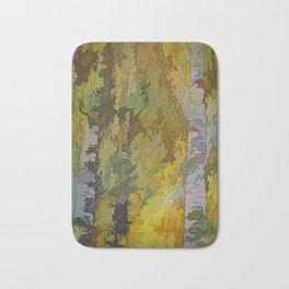 Golden Colors of Fall Bath Mat