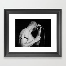 JMSN. Framed Art Print