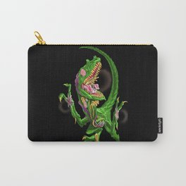 Flower Raptor Carry-All Pouch
