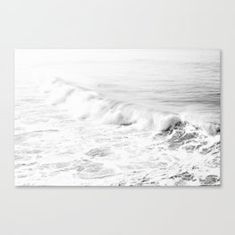 Pacific Ocean from Manhattan Beach Canvas Print