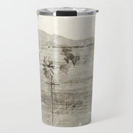 """Vintage Valley"" by Murray Bolesta! Travel Mug"