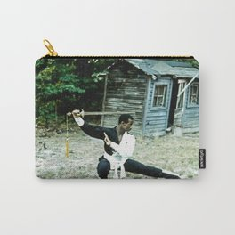 The Swordsman Carry-All Pouch
