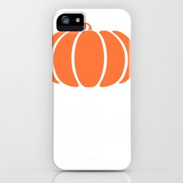 Eat Drink and Give Thanks iPhone Case