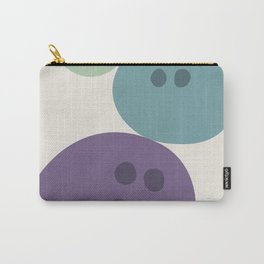 Abstract No.15 Bowling Balls Carry-All Pouch