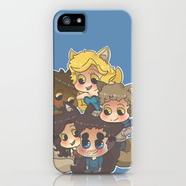 Pack Love! iPhone Case