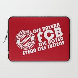 Slogan: Bayern Munchen Laptop Sleeve