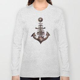Ship's Anchor Long Sleeve T-shirt