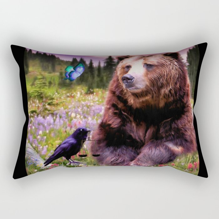 Renewal Rectangular Pillow