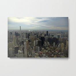 CityScape: NYC Metal Print
