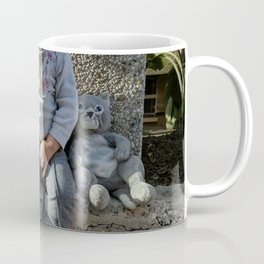 Kid and Friend Coffee Mug
