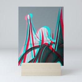 Surreal Montreal 13 Mini Art Print