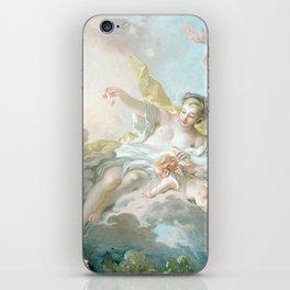François Boucher Aurora and Cephalus iPhone Skin