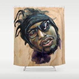 ODB Shower Curtain