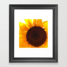 FLOWER 035 Framed Art Print