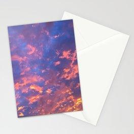 Lumières du matin Stationery Cards