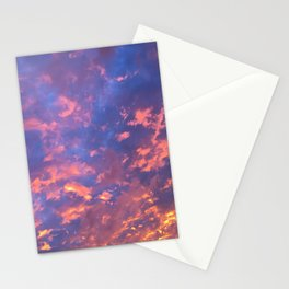 Lumières du matin Stationery Cards