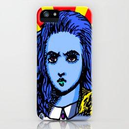Alice Starburst iPhone Case