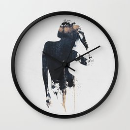 Where Is My Mind #2 Wall Clock