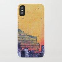 denver iPhone & iPod Cases featuring denver by Saari Shelhart