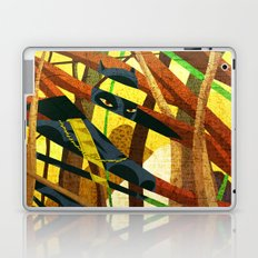 The Panther's Claws Laptop & iPad Skin