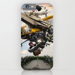 Rose of things iPhone Case