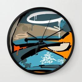 HEAVE Wall Clock