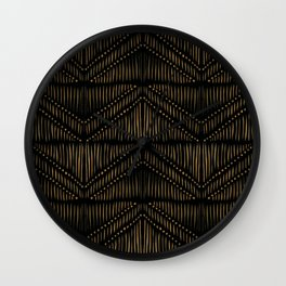 Staggered Soul Wall Clock