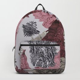 Carbonation Collection: pink Backpack