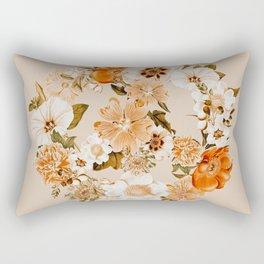 Botanica Peace sign - bohemian Rectangular Pillow