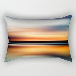 Abstract Landscape 15 Rectangular Pillow