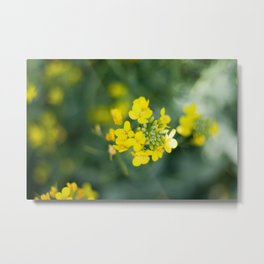 pretty little weeds Metal Print