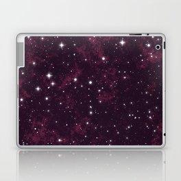 Burgundy Space Laptop & iPad Skin