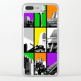 Windows on Wellington Clear iPhone Case