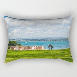 San Juan, Puerto Rico Rectangular Pillow
