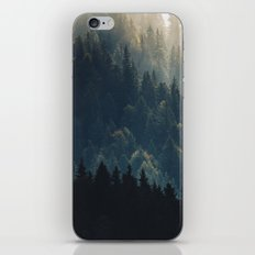 THE BRIGHTER SIDE OF DARKNESS iPhone & iPod Skin