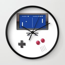 RetroPlayer Wall Clock
