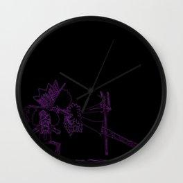 BROOK EVOLUTION - ONEPIECE Wall Clock