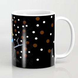 Snowman in the night Coffee Mug