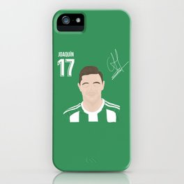 Joaquin - Real Betis iPhone Case