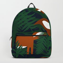 Foxes and Ferns Backpack