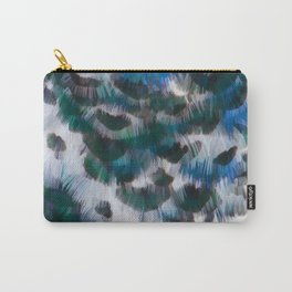 Peacock pattern  Carry-All Pouch