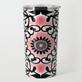 Tudor Rose Travel Mug
