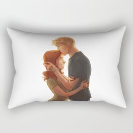 Clace Rectangular Pillow