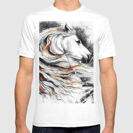 Dark Beauty Horse T-shirt