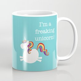 Freaking Unicorn Coffee Mug