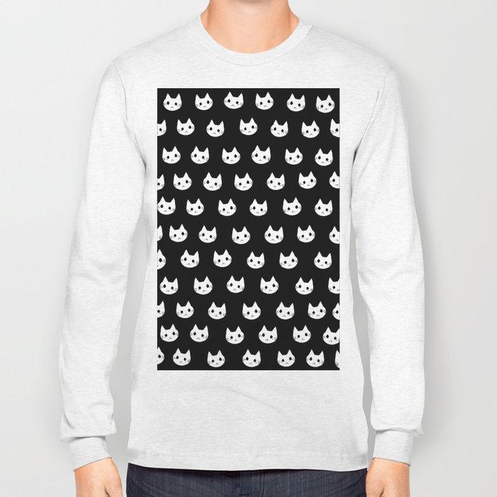 cats-24 Long Sleeve T-shirt