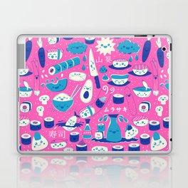Sushi fun park Laptop & iPad Skin