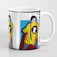 dungeons and dragons Mugs featuring DUNGEONS & DRAGONS - ERIC by Zorio