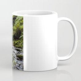 Blaen-y-glyn Waterfall 4 Coffee Mug